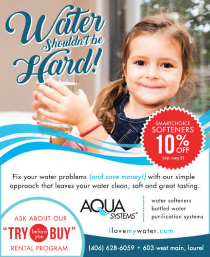 Aqua Systems :: Newspaper Ad