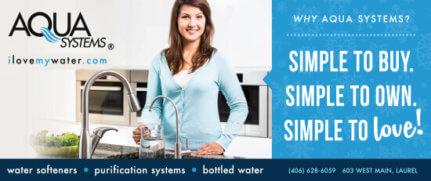Aqua Systems :: Magazine Ad