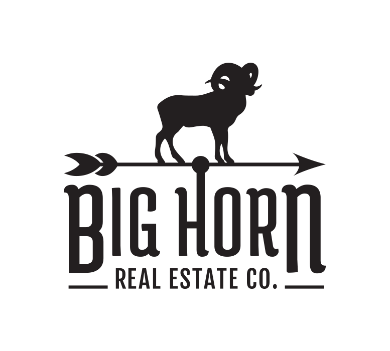 Big Horn Real Estate - logo design