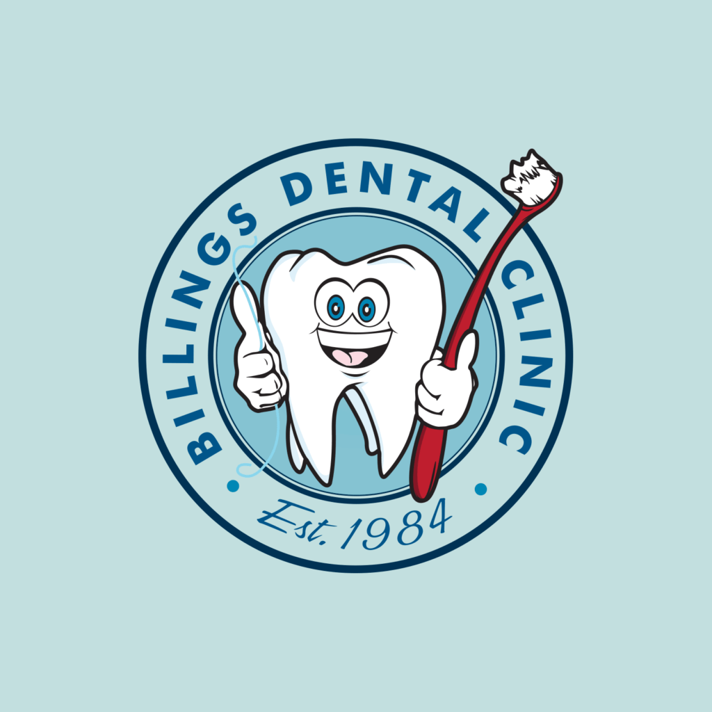 aBillings Dental Clinic - Custom dentist logo