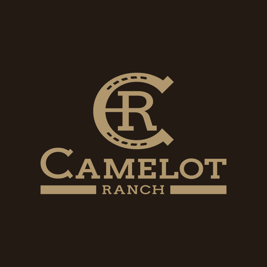 Camelot Ranch - custom logo