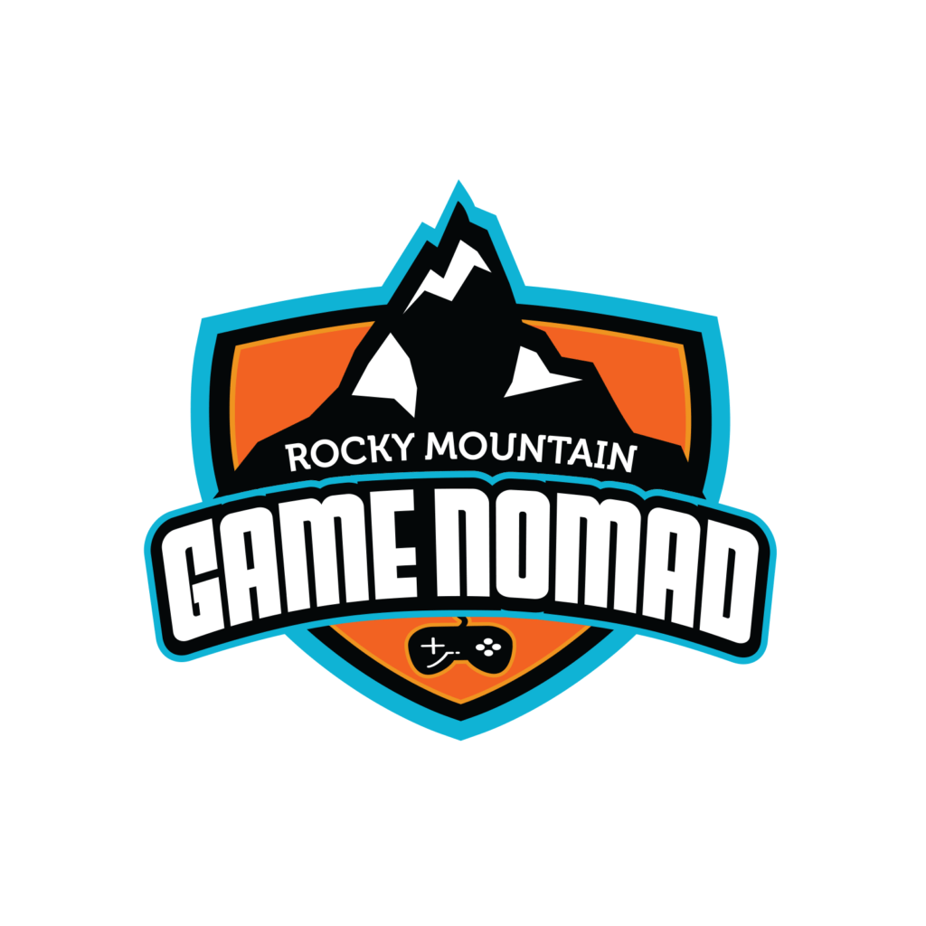 Rocky Mountain Game Nomad - Gaming logo