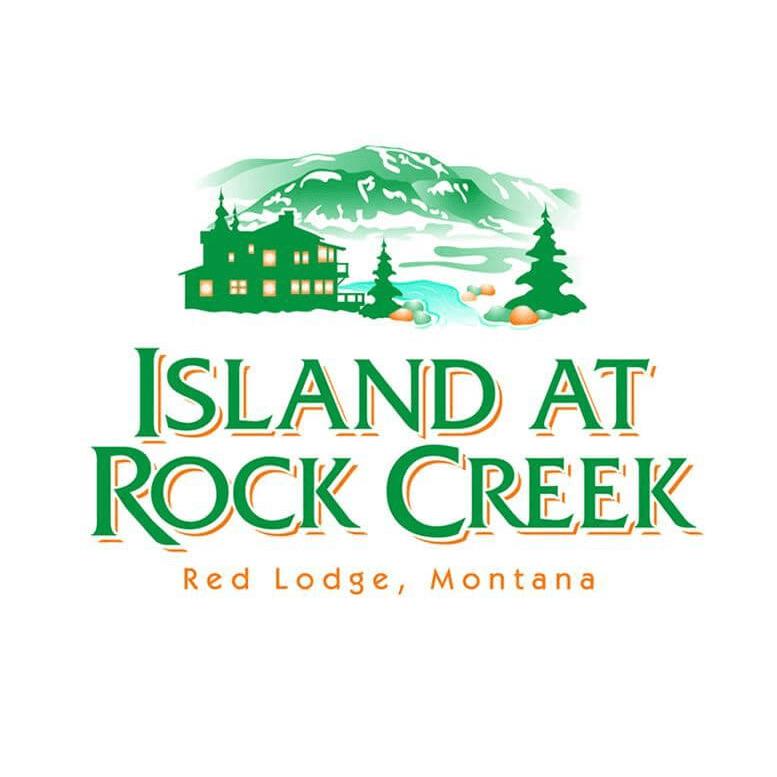 Island at Rock Creek - Logo design