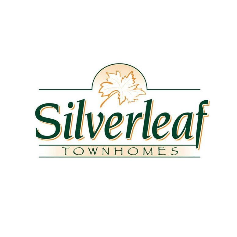 Silverleaf Townhomes - Custom logo