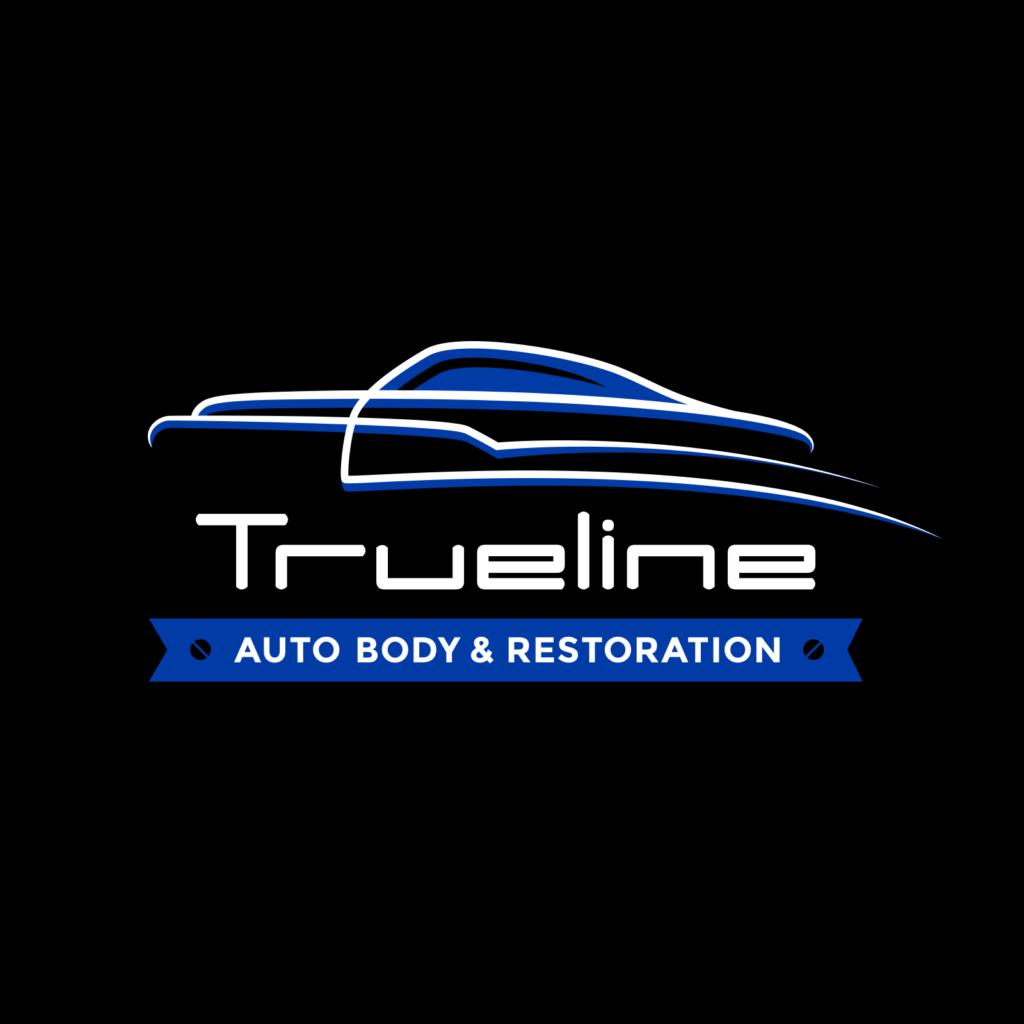 Trueline Auto Body & Restoration - Auto body shop logo