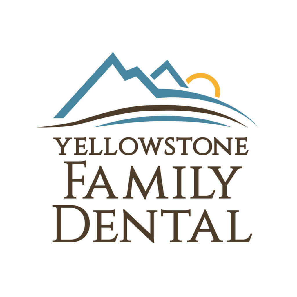 Yellowstone Family Dental - Custom dental logo